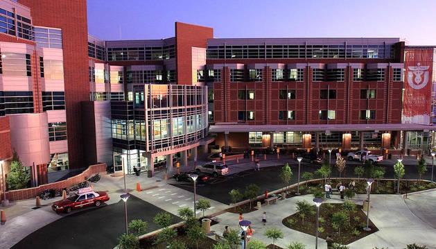 La Universidad de Utah, en el oeste de Estados Unidos.