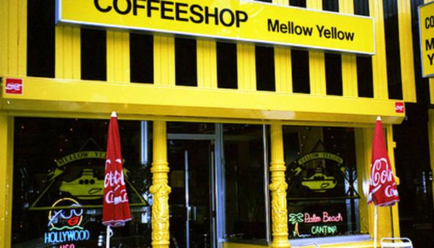 El coffe shop