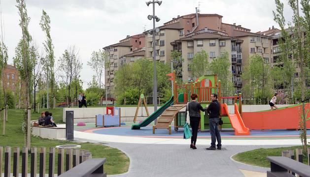 Parques de Pamplona