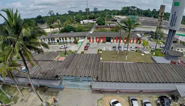 Al menos 50 muertos tras un motín en una cárcel de Brasil