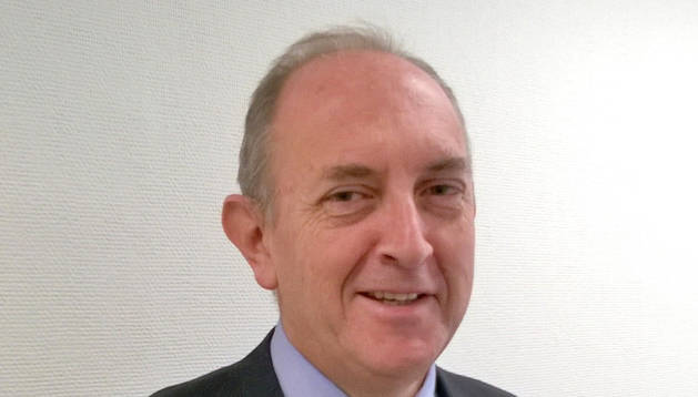 Miguel Olagüe Alberro, nuevo director territorial de Mapfre en Navarra.