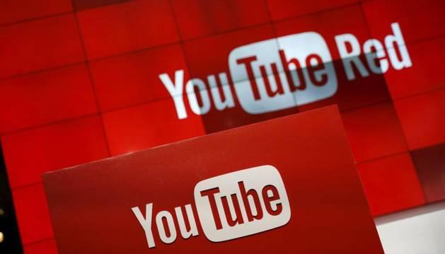 Presentación de You Tube Red en Los Ángeles.