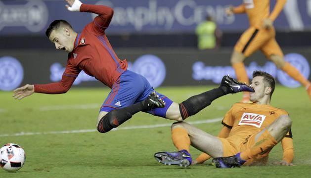 Osasuna 0 - 3 Eibar