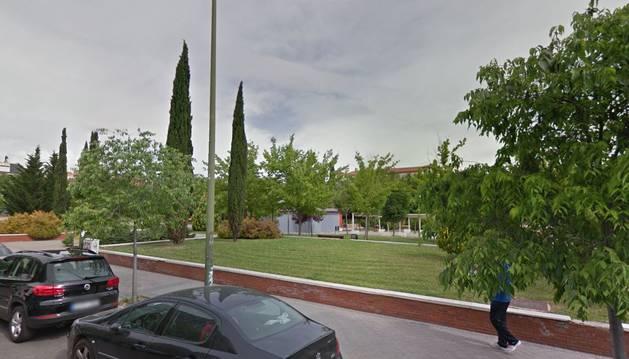 Imagen de un parque en Hortaleza, Madrid