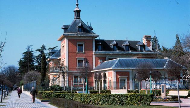 Imagen de la sede del Colegio de Médicos de Navarra.