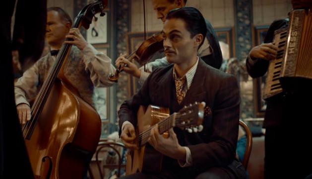 La Berlinale inagurará su 67 edición a ritmo de la música de 'Django'