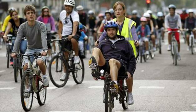 El RACE propone extender el carné por puntos a los ciclistas