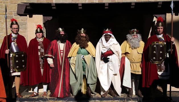 El Misterio de Reyes de Sangüesa
