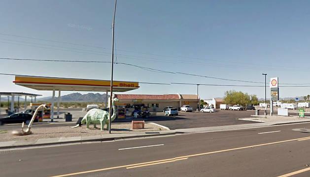Detenida una mujer desnuda tras robar un coche patrulla y huir en Arizona
