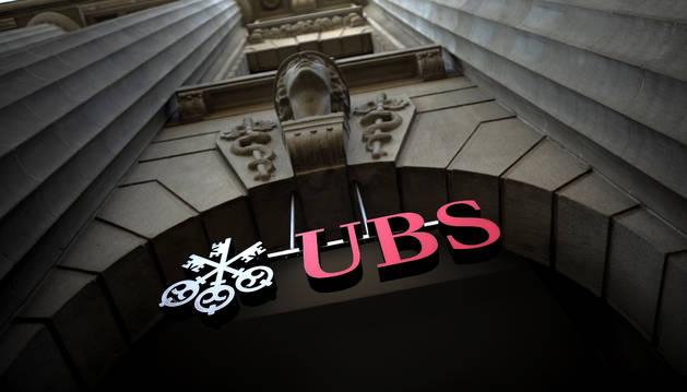 La sede del banco UBS, en la ciudad suiza de Zúrich.