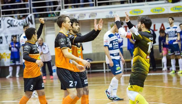Aspil Vidal 4-2 Zaragoza