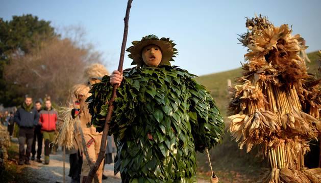 La Vijanera, el primer carnaval del año