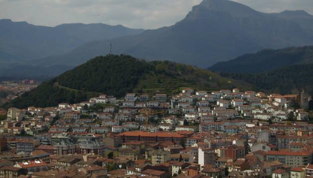 Olot, la localidad de Girona donde han tenido lugar los hechos.