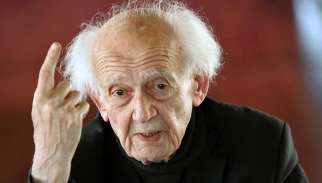 Imagen del sociólogo y filósofo polaco Zygmunt Bauman