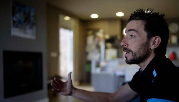 El navarro Xabier Zandio seguirá vincuado al Sky, pero como director deportivo.
