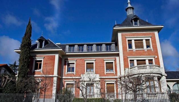 Colegio de Médicos de Navarra.