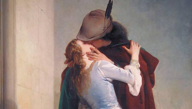 Portada del programa de mano de 'I Capuleti e I Montecchi', de V. Bellini.