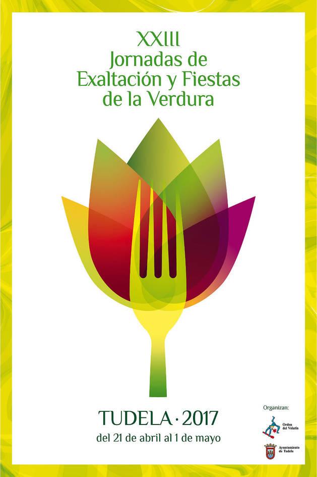 Cartel de las Verduras.