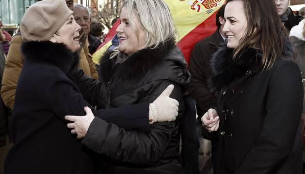 Las víctimas del terrorismo hacen en Pamplona un llamamiento a la unidad
