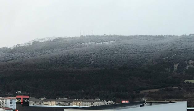 Tiempo invernal desde hoy con nieve en cotas bajas