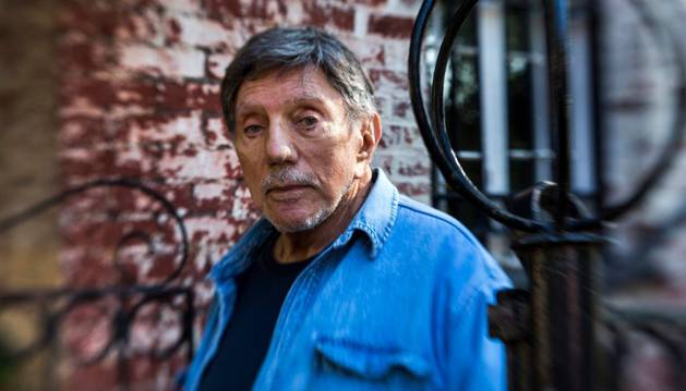 El escritor y director de cine estadounidense William Peter Blatty.