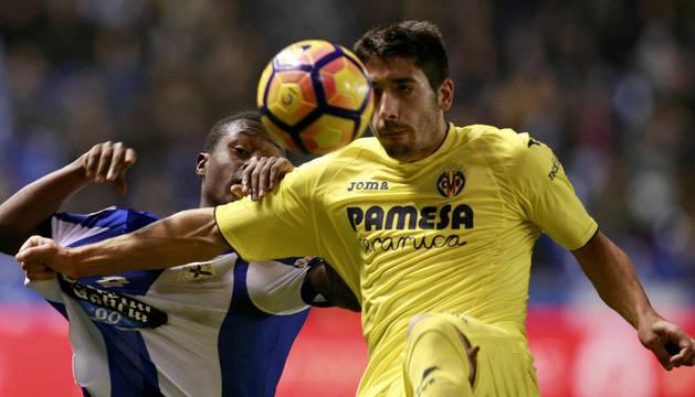 El Villarreal se conforma en Riazor y se aleja de la zona 'Champions'