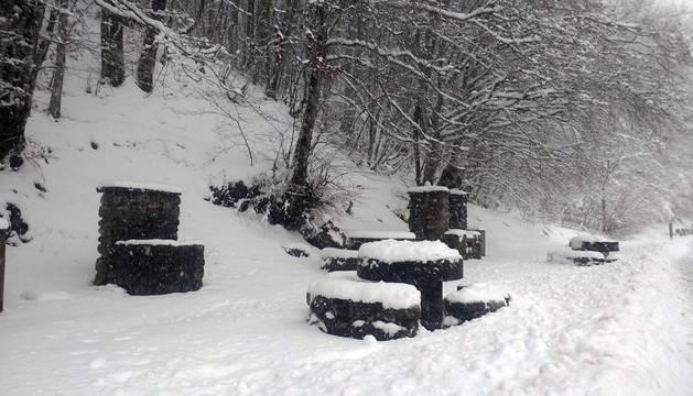 Fotos de la nieve de los lectores