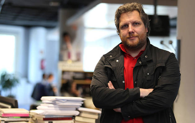 El escritor David Gistau.