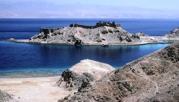 La isla Tirán