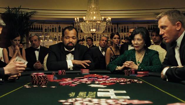 Escena de 'Casino Royale'