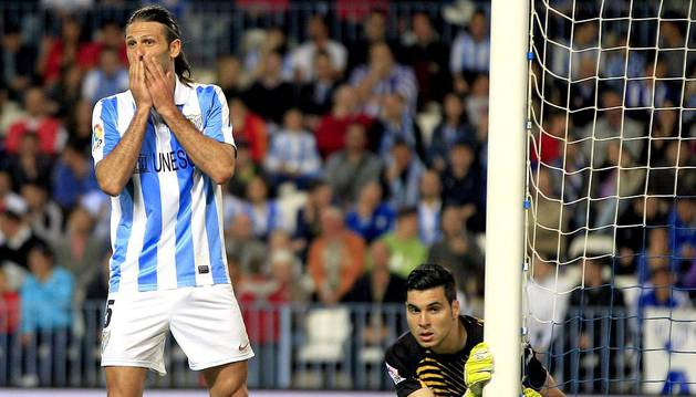 Demichelis regresa al Málaga hasta final de temporada