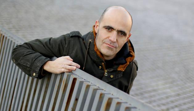 Foto del pamplonés Javier Escorzo ha contado con Iván Ferreira para el prólogo de su libro.