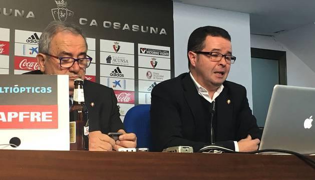 Osasuna presenta el Plan Tajonar 2017