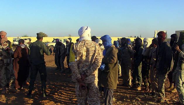 Más de 60 muertos en un atentado suicida en un cuartel al norte de Mali