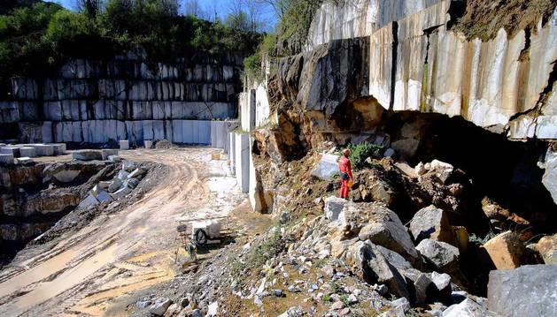 Área de protección del karst de Alkerdi-Berroberria en Urdax.