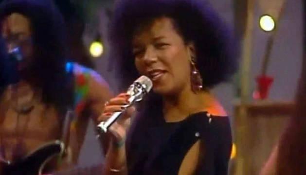 Loalwa Braz, vocalista de 'La Lambada'.