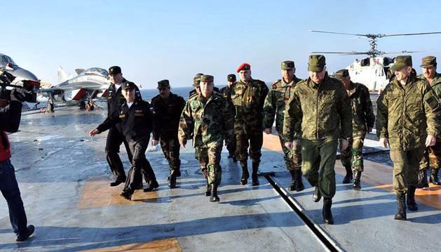 Siria cede a Rusia el puerto de Tartus como base naval durante 49 años