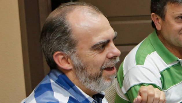 Alberto Ilundáin  (izq.) y José Ignacio Erro.