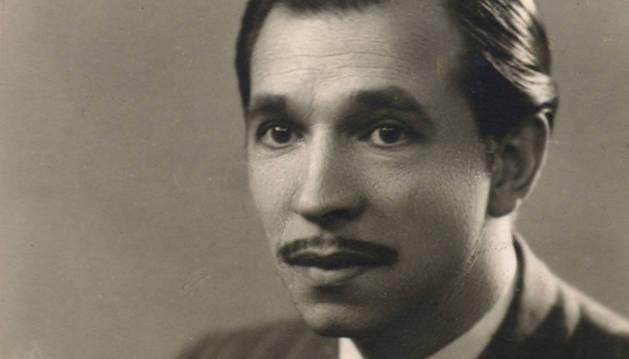 Antonio Moreno, en los años cuarenta.