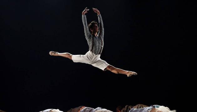 Una actuación de la Compañía de Víctor Ullate.