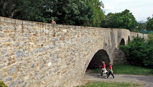 Puente de Miluce.