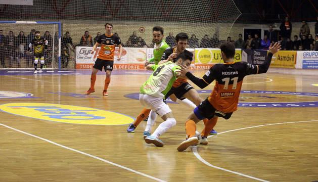 Aspil Vidal 2-3 Palma Futsal