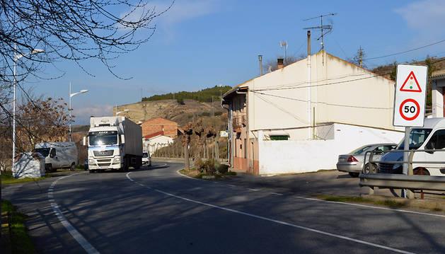 El 66,7% de los vehículos que entran o salen del municipio circula por debajo del límite del 50 km/hora.