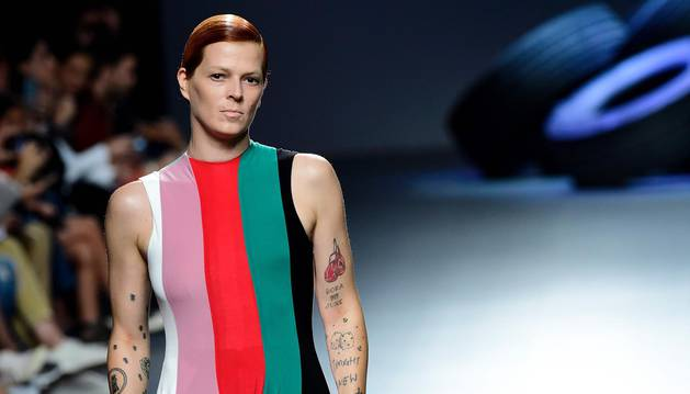 La modelo y cantante ha fallecido a los 41 años