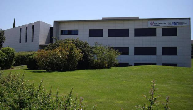 foto sede del Club de Marketing de Navarra