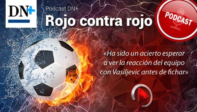 Podcast Rojo contra rojo.