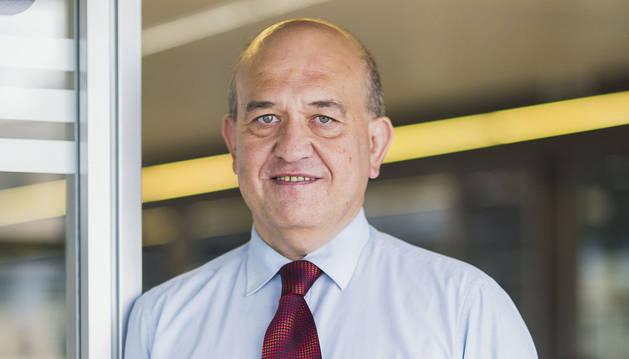 foto de Aitor Garro, responsable de Deducción Fiscal de Zabala Innovation Consulting