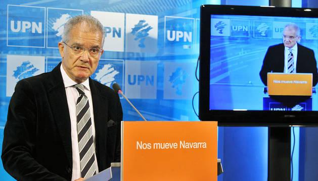 Foto del portavoz regionalista en la entidad, Juan José Echeverría.