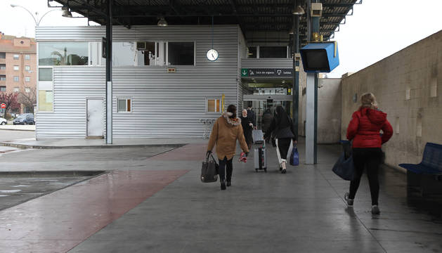 Estación intermodal de Tudela