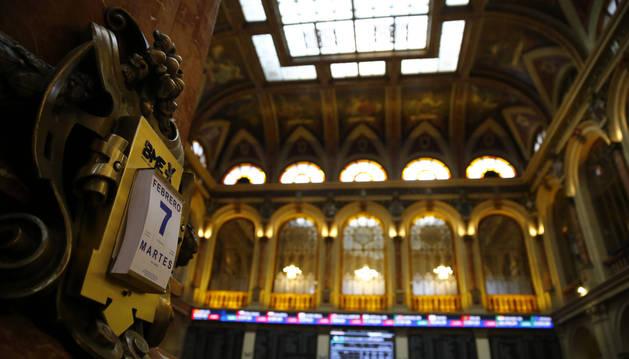La Bolsa española perdía un 0,26% minutos después de la apertura.